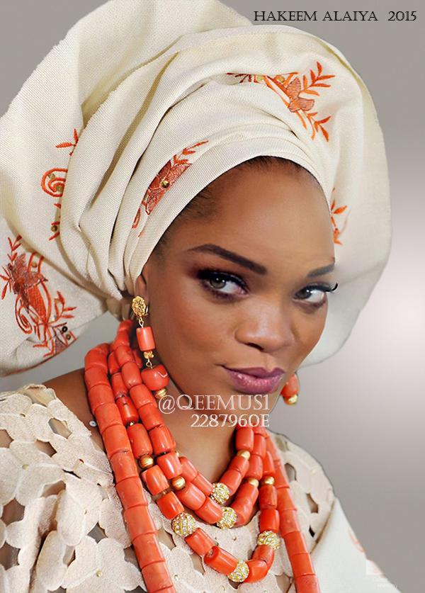 Rihanna Naija