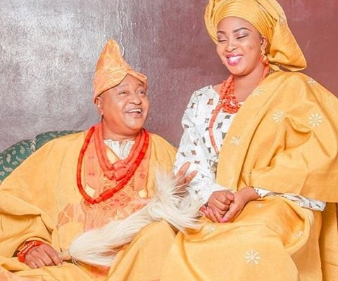 Adorable Photo Of Jide Kosoko And Daughter As Husband And Wife