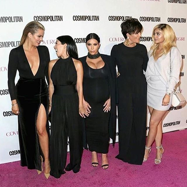 Kylie Stands Out1