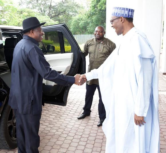 Buhari Goodluck