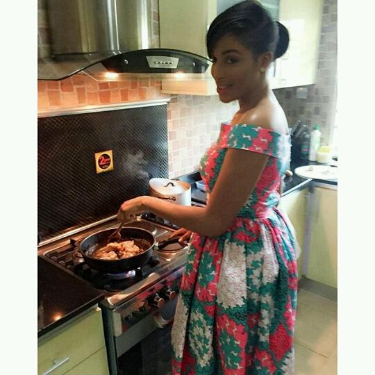 Dabota Lawson Cooks