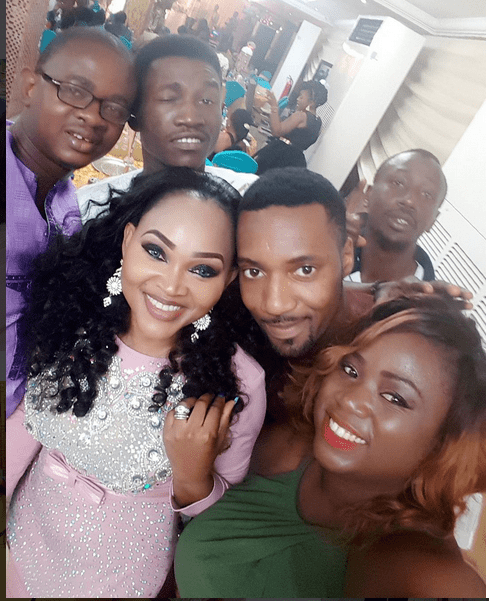 Mercy Aigbe Gentry Private Movie Screening4