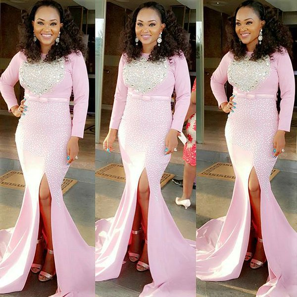 Mercy Aigbe Gentry Private Movie Screening8