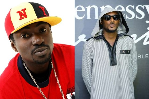 2Face Idibia and Blackface Finally Squash Beef