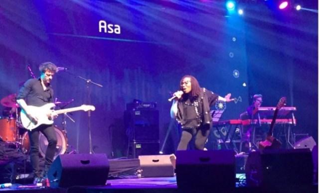 Asa Announces First Ever Live Concert in Nigeria