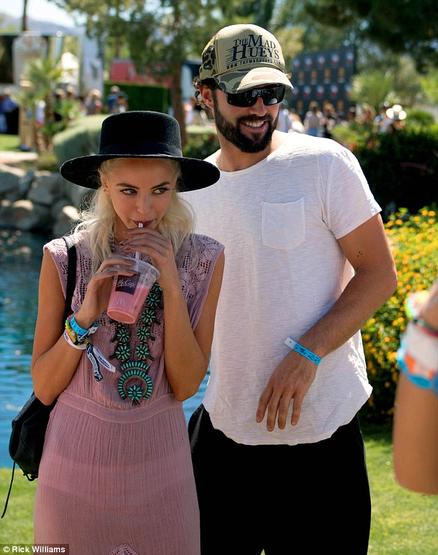 brody jenner and girlfriend