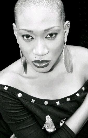 Oge Okoye bald