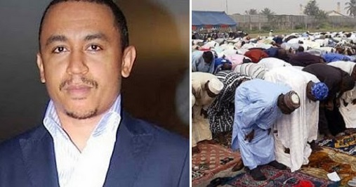 Daddy Freeze urges Christians