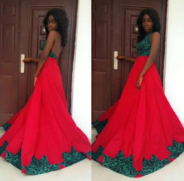 Mercy Aigbe daughter Michelle picture aschoolz.com