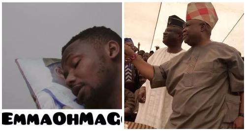 Nigerian comedian drops Comedy over Adeleke's dance