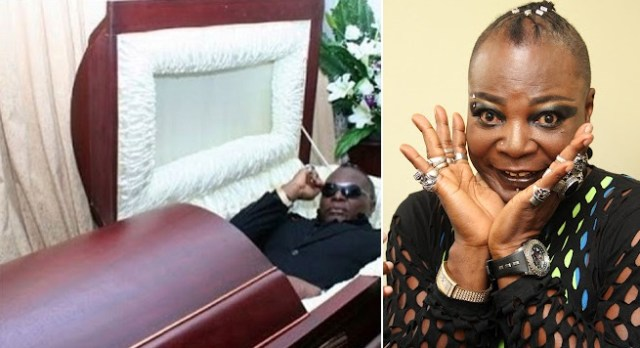 Charly Boy declares