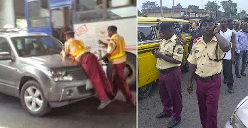 LASTMA officers arrested over N40,000 bribe