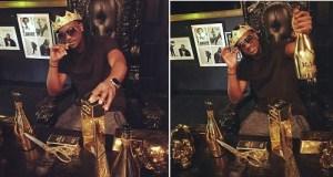 p-square's paul okoye flaunts luxury gold