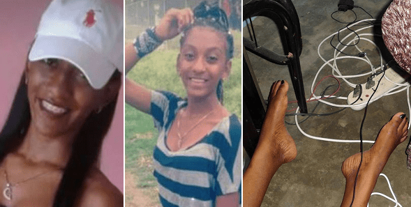 18 year old girl electrocuted