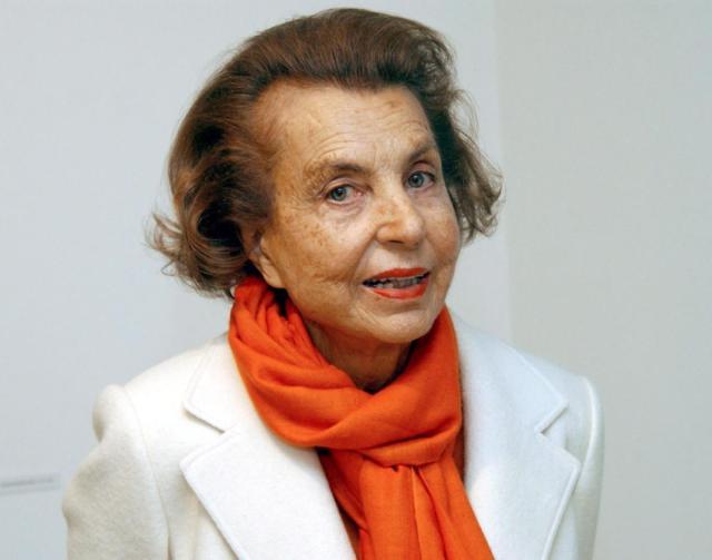 world's richest woman Liliane Betterncourt dies