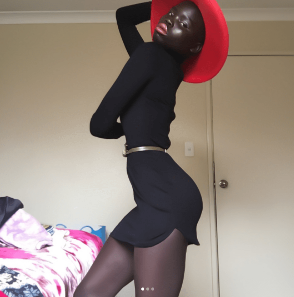 Florence Baitio releases stunning new photos