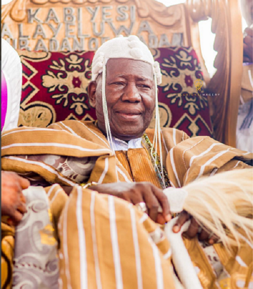 olubadan tells newly crowned kings
