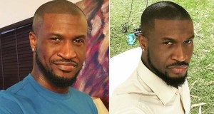 Peter Okoye brags