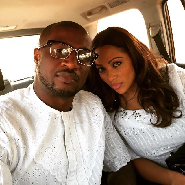 Peter Okoye insists