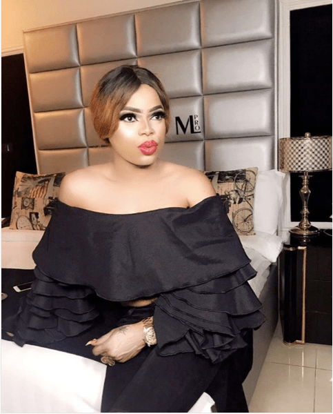 Bobrisky celebrates birthday