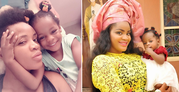 """My ex-husband has never seen or called our daughter"" — Uche Ogbodo"