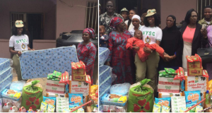 corp member renovates orphanage