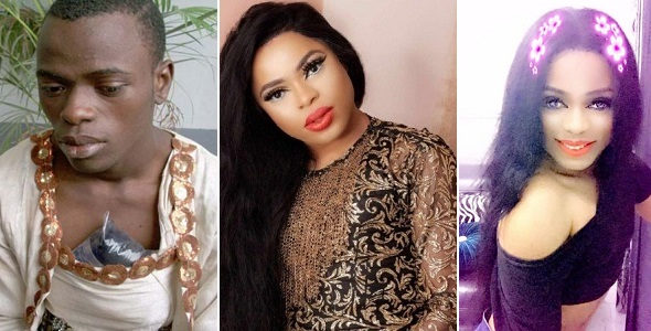 Bobrisky warns Nigerian guys