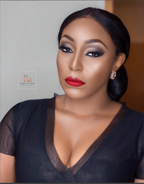 rita dominic's new makeup photos