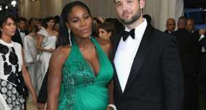 Serena Williams Welcomes Baby Girl