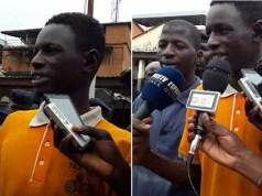 Thief Congratulates Police