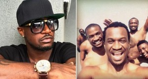 Paul Okoye shades Peter