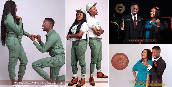 Lovely Couple Who Met During Their University Days And Turned Besties, Set To Marry; See Their Lovely Pre-Wedding Photos.