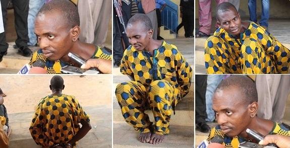 Arrested Boko Haram member planned