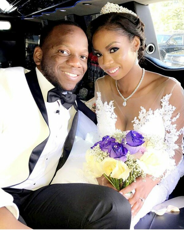 Beautiful Nigerian Lady Marries