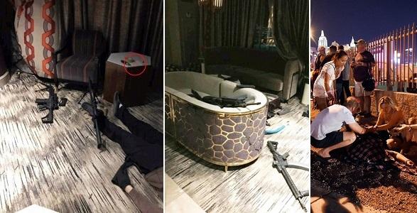 dead Las Vegas shooter