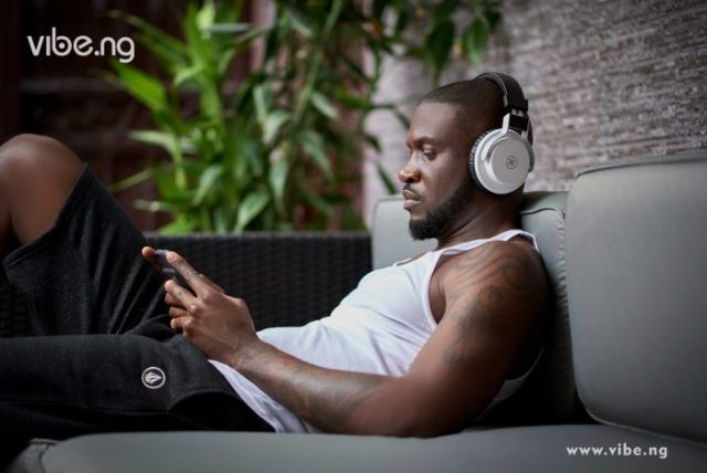 Mr P-Peter Okoye