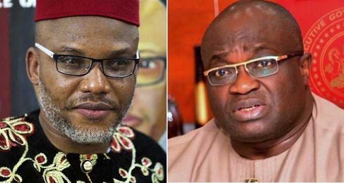 Image result for All I know about Nnamdi Kanu – Governor Ikpeazu