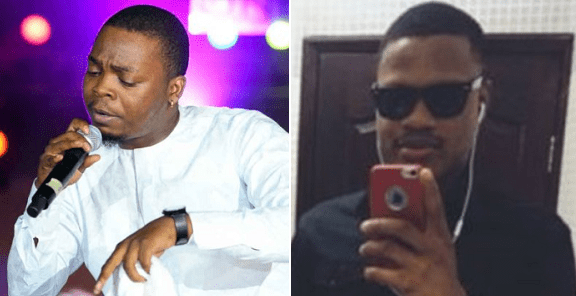 Olamide replies follower