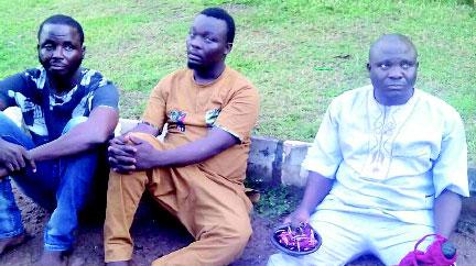 Human Parts Dealer arrested