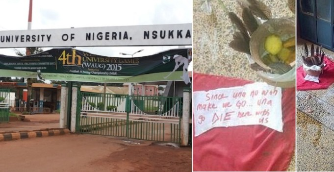 UNN Students Place Charms