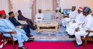 President Buhari Blasts Governors