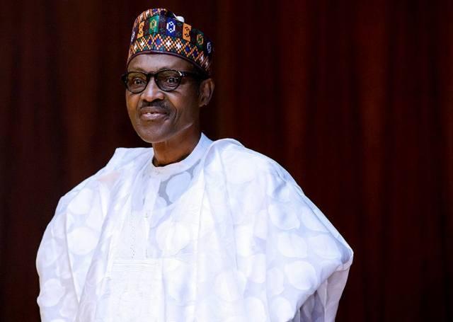 Muhammadu Buhari Looks Healthier