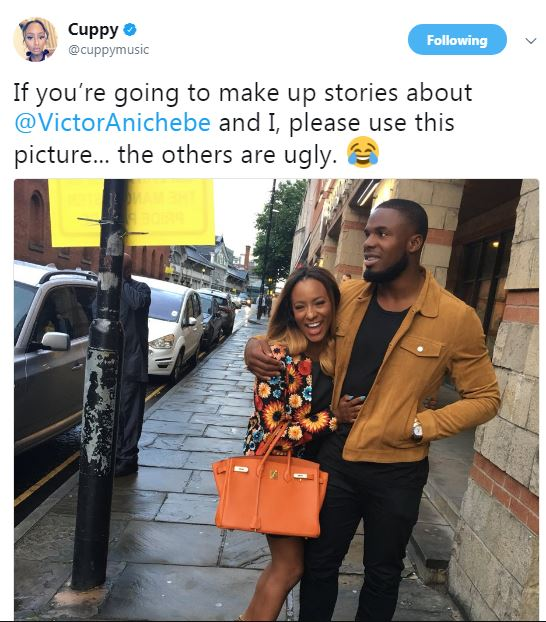 DJ Cuppy reacts to reports of her and Victor Anichebe's ...