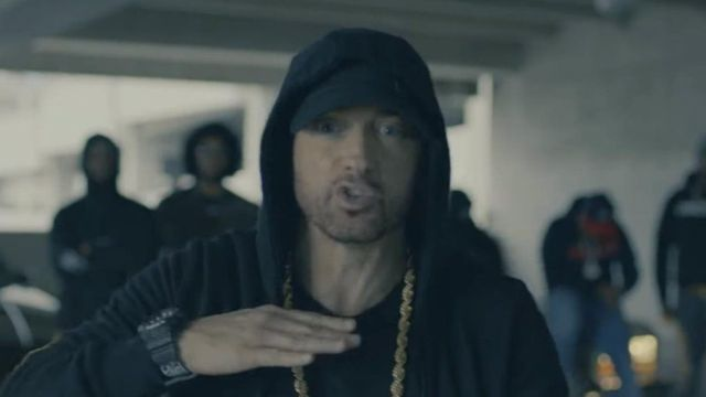 Eminem sold more albums