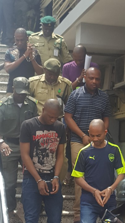 Kidnapper Evans Smile