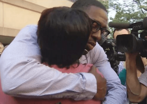 man wrongly convicted regains freedom