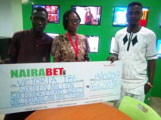 nigerian woman wins n16m predicting 7 straight draws