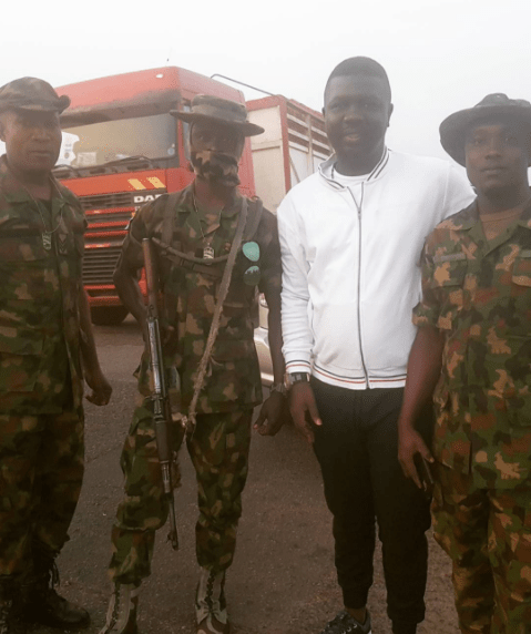 Seyi Law Shares Experience