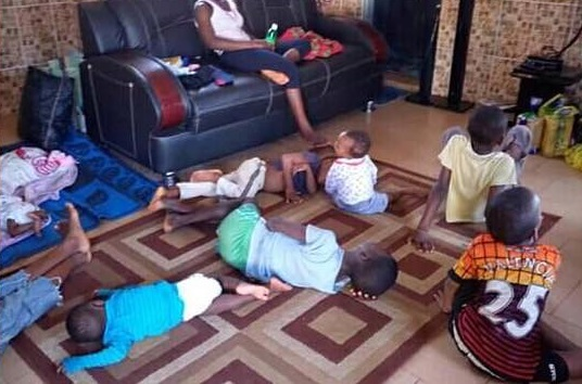 Police arrest kidnapper, rescue 30 kids