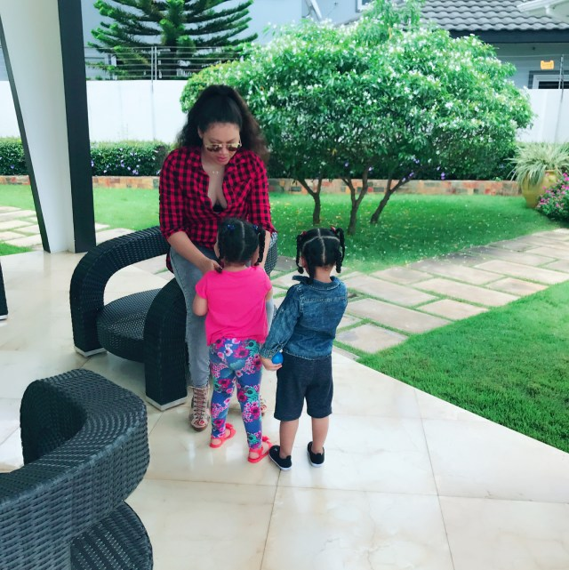 Nadia Buari Shares Gorgeous New Photos